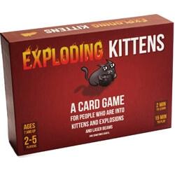 Exploding Kittens Photo