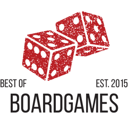 Logo for best of boardgames
